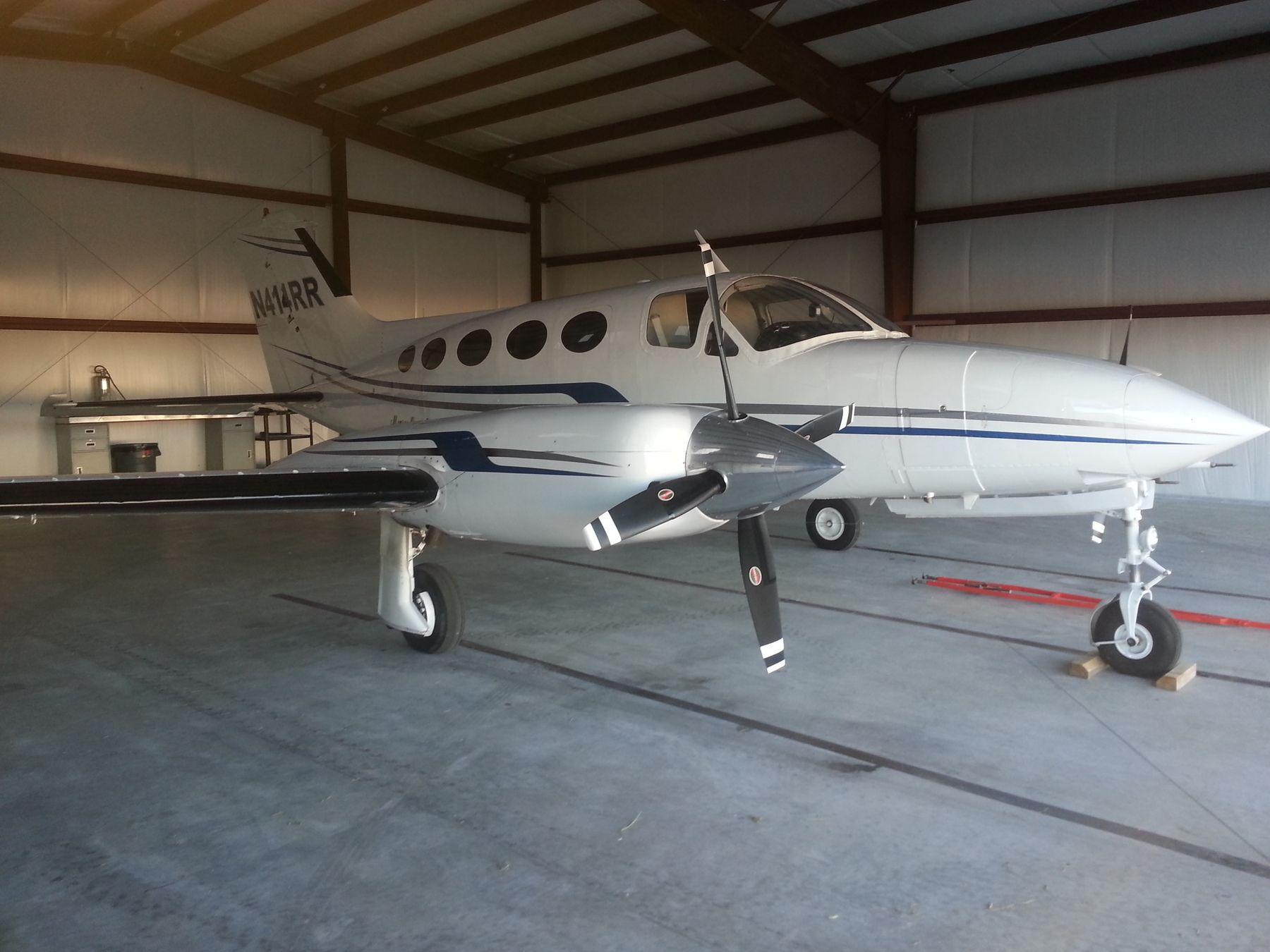 1973 Cessna 414 Riley Rocket for sale in (KANK) Salida, CO