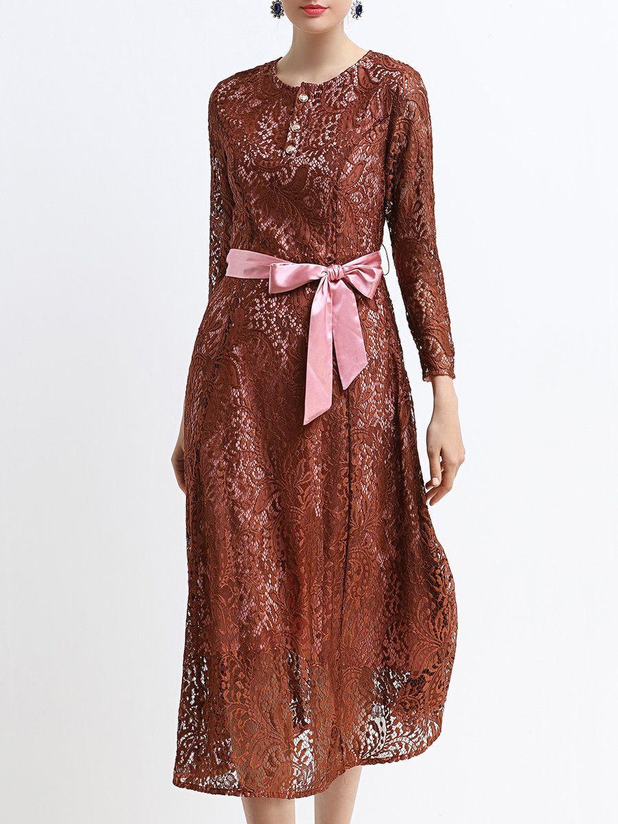 Adorewe stylewe designer maxi dresses designer qeexi aline