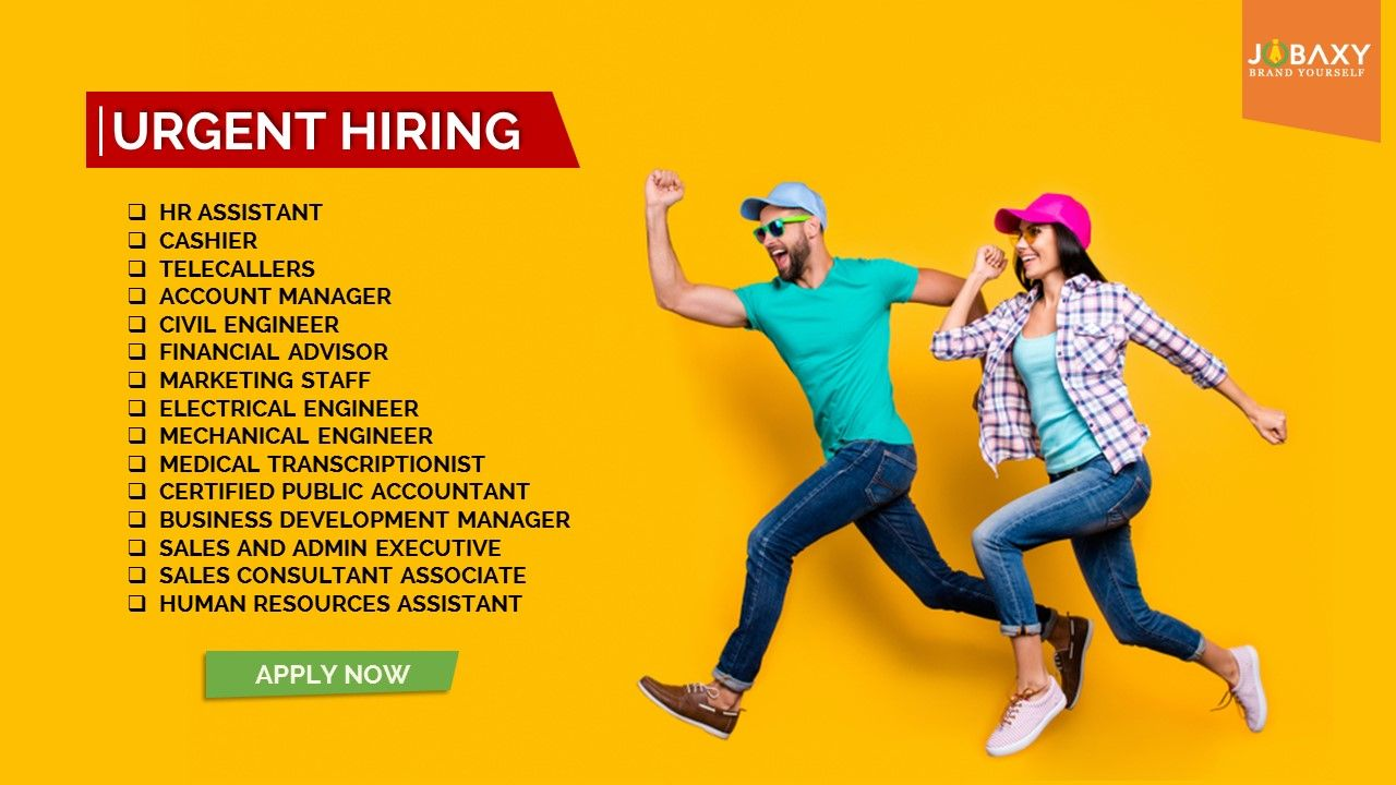 Easy and fast. One search for all jobs. Apply Now!!! HR