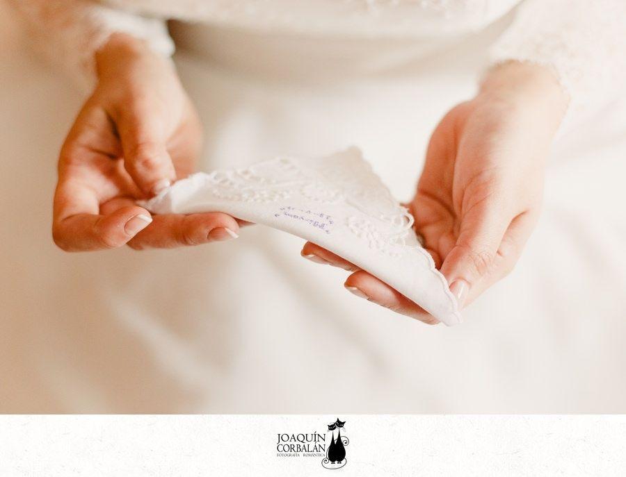 fotografos boda murcia, pañuelos bodas, pañuelo