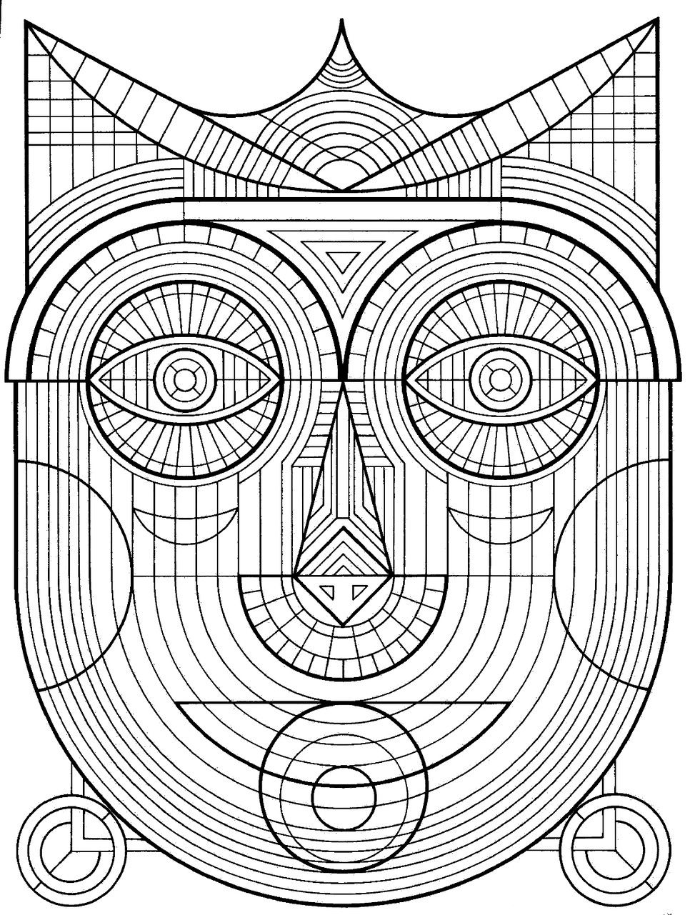 Coloring book adult meditation stress - These Printable Mandala And Abstract Coloring Pages Relieve Stress And Help You Meditate Higher Perspectives