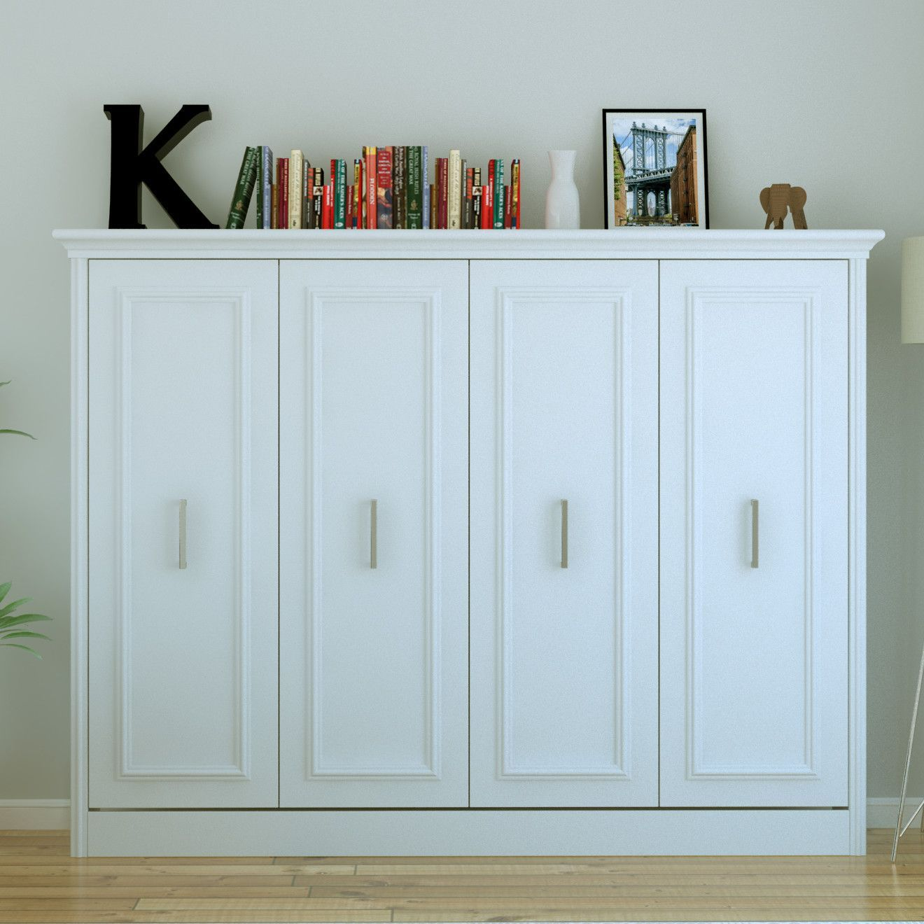 Avalon Full Murphy Bed Products Pinterest