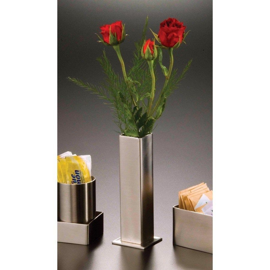 American metalcraft ssbv1 stainless steel bud vase with satin american metalcraft ssbv1 stainless steel bud vase with satin finish reviewsmspy