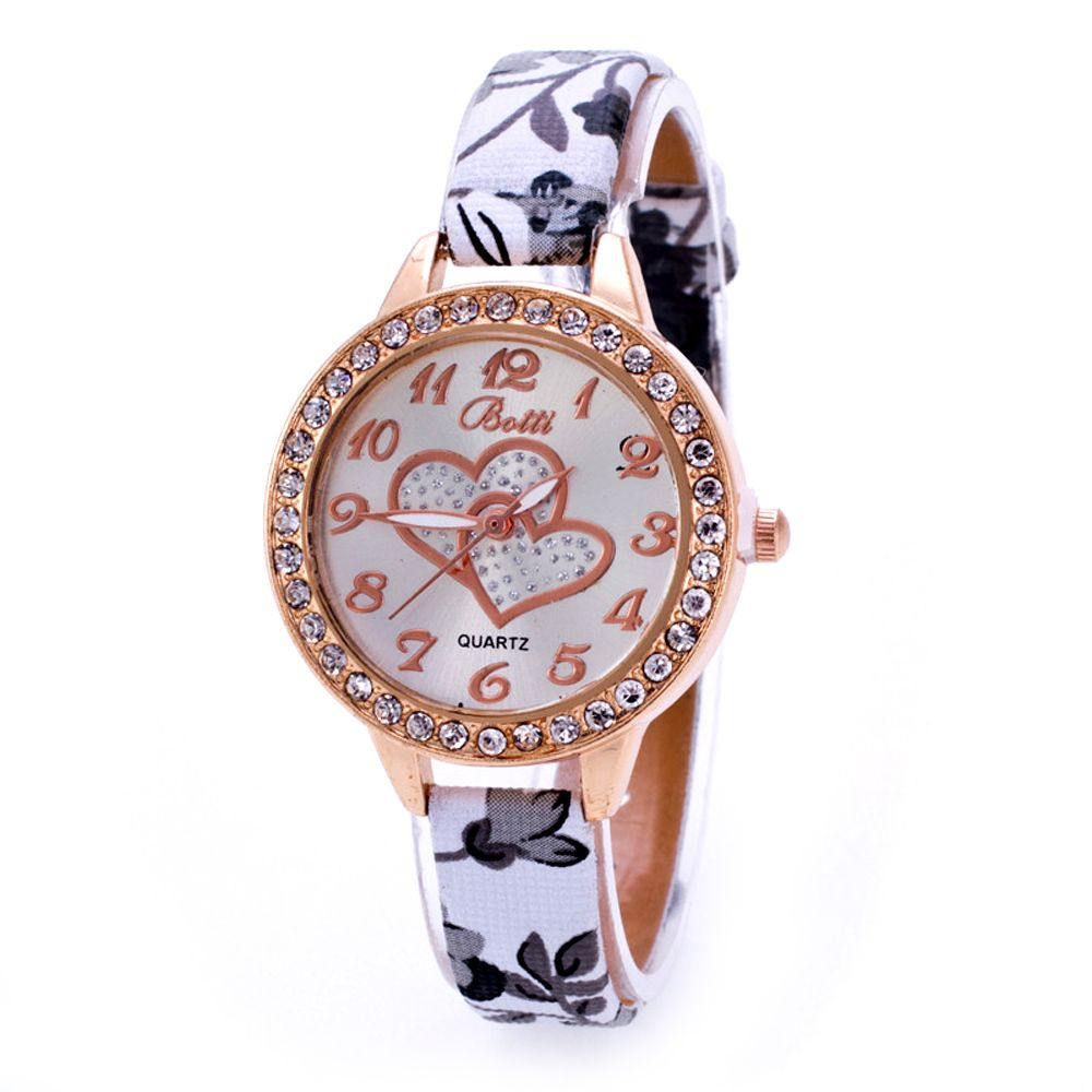 new fashion design watches casual watch woman and girl quartz