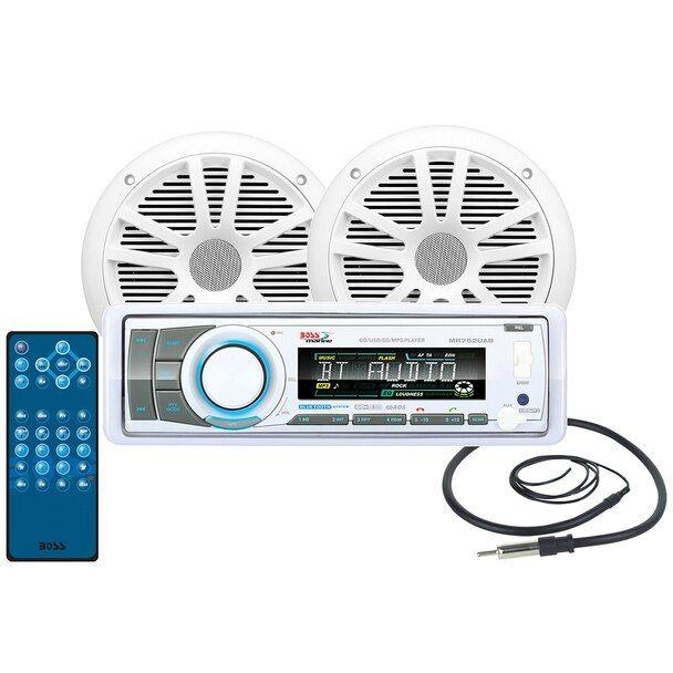 Marine Audio 2-6.5