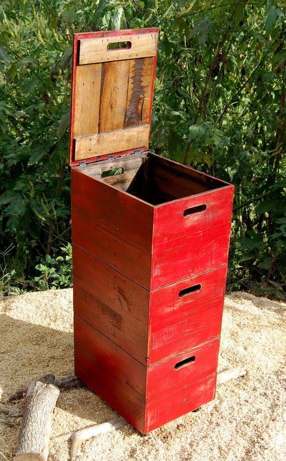 rolling wood file cabinet file crate office furniture portable rh pinterest com