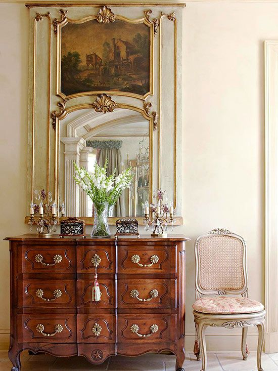 Photo of 18 Charming Country French Decorating Ideas