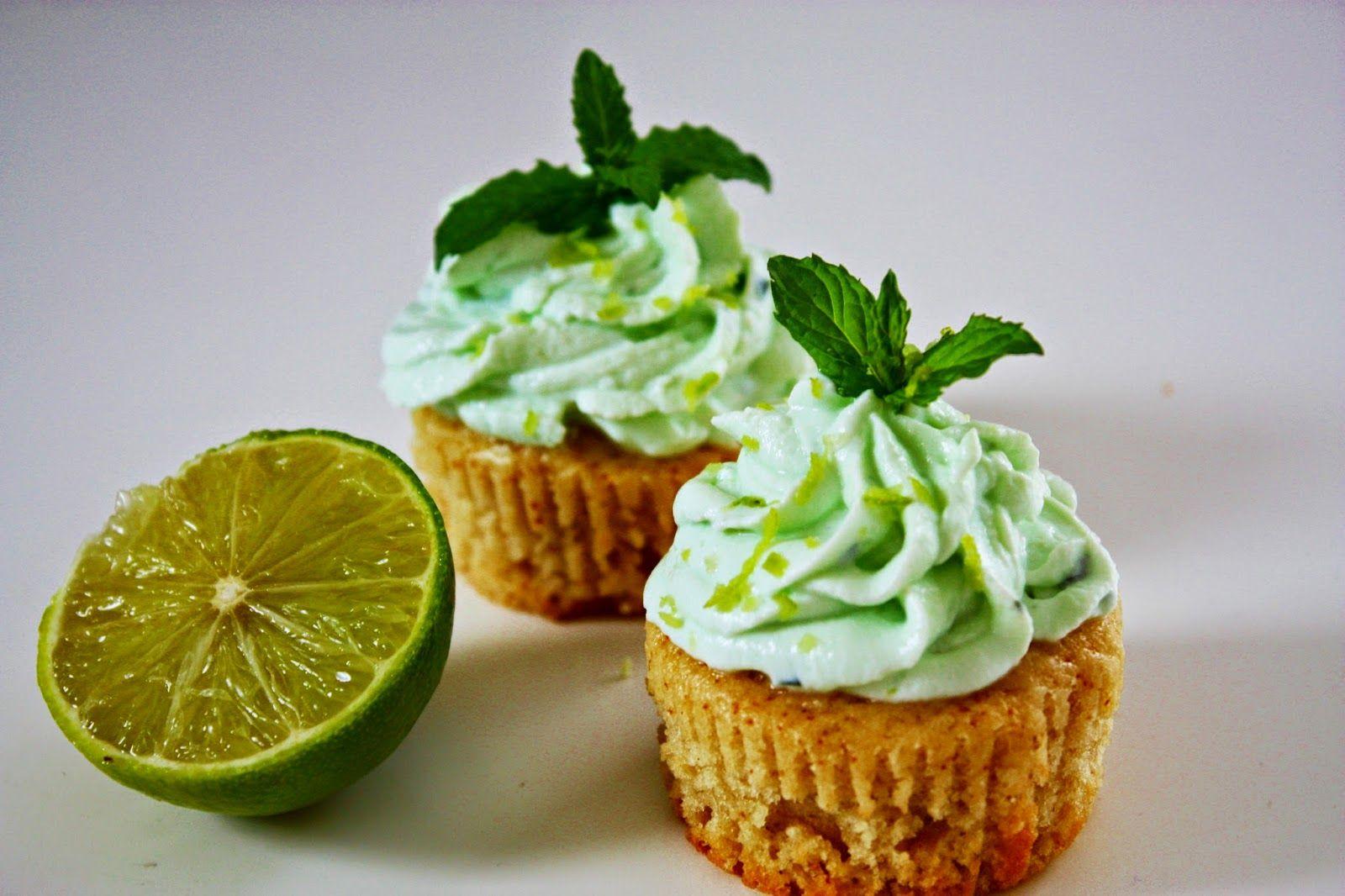 Cinnamon and Coriander: Mojito Cupcakes