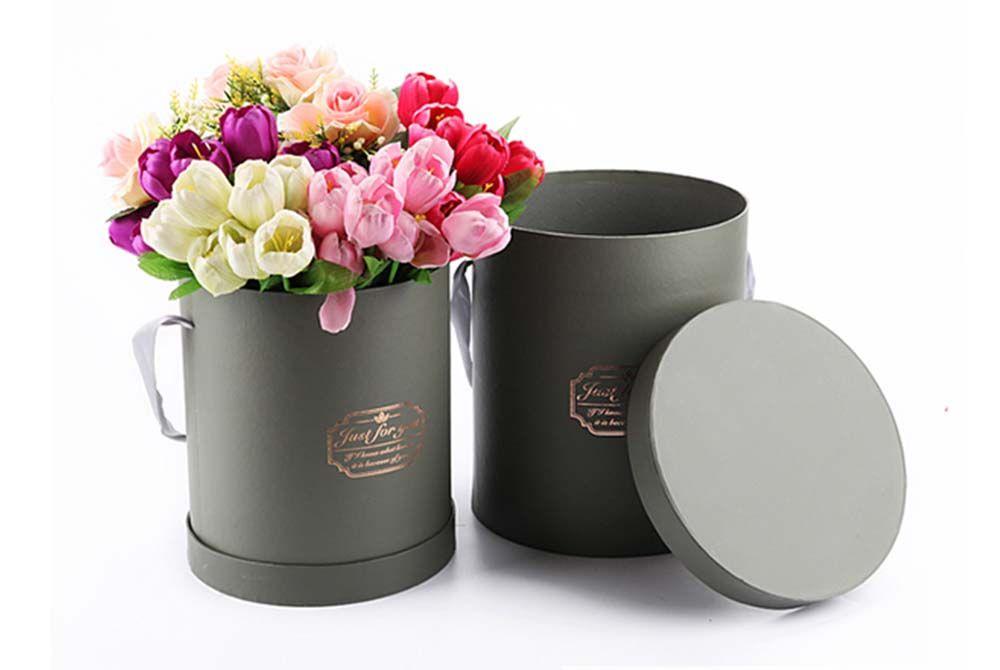 Large Flower Gift Box Flower Box Gift Flower Boxes Flower Gift