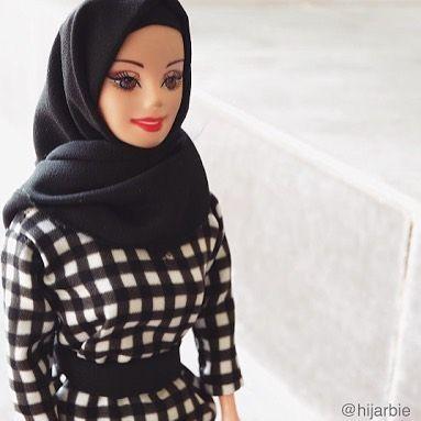Meet Jihad Barbie Named Hijabarbie Comes With Renovable Head