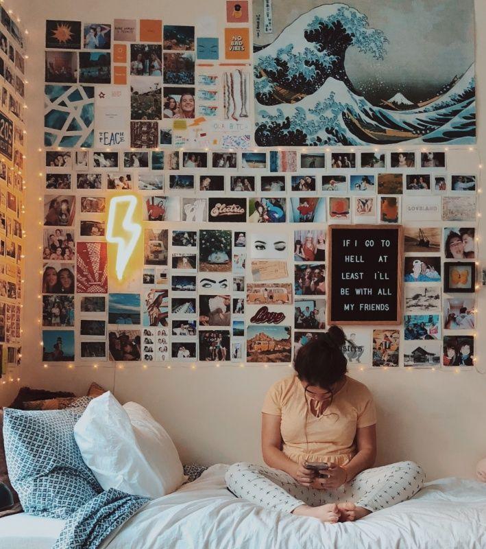 Best Vsco Hollischurchill Dorm Inspo In 2019 Room Decor 400 x 300