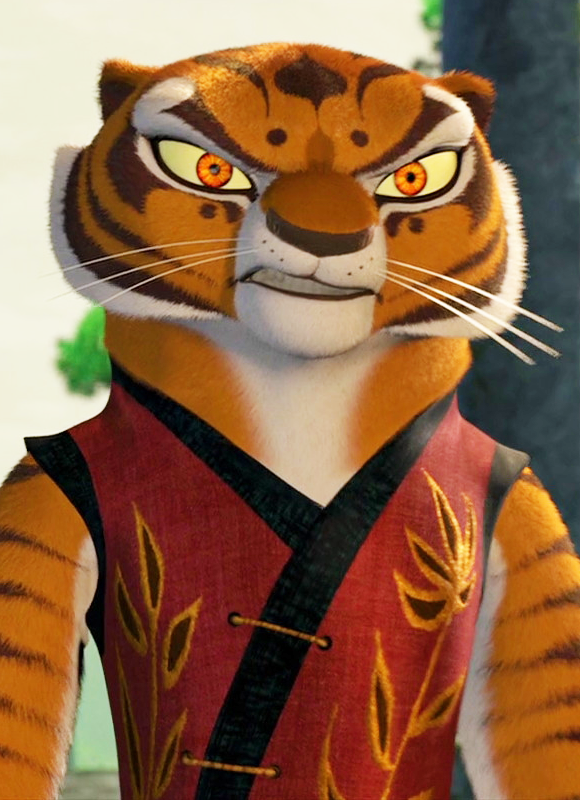 Tigress Kung Fu Panda 2 - Master Tigress Image (21997485