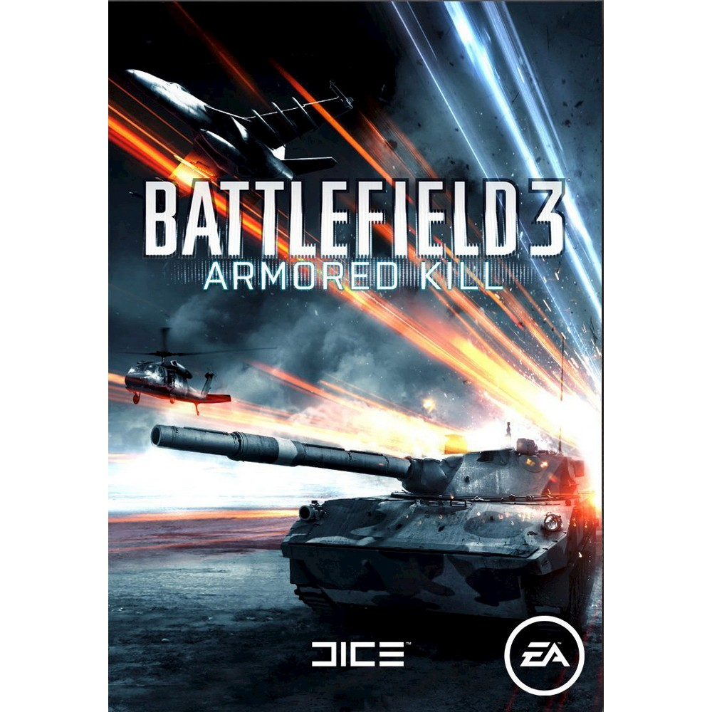 Battlefield 3 Armored Kill Pc Game Digital In 2020