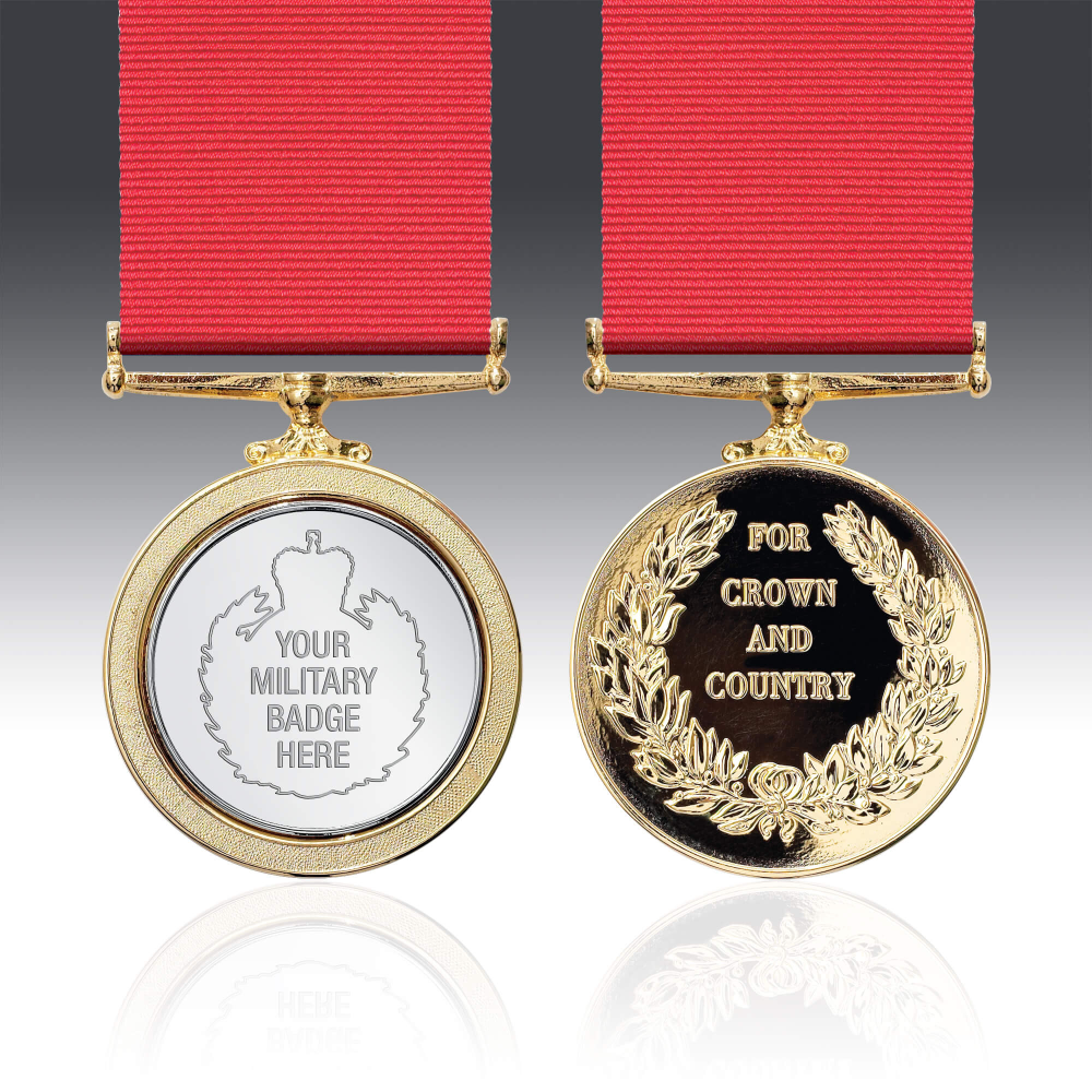 Armed Forces Service Medals Military Service Medal UK