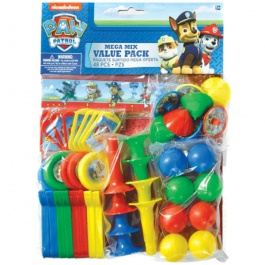 Paw Patrol Party Favor Pack 48pcs | Wally's Party Factory #pawpatrol #favors