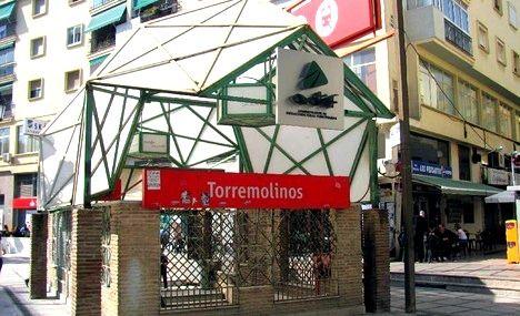 Torremolinos Train Station