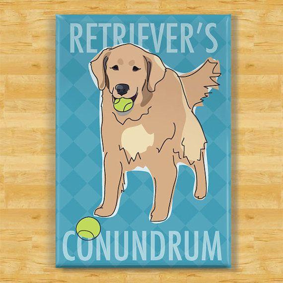 Golden Retriever Vintage Dog Book Print 1930s By Hucksterhaven