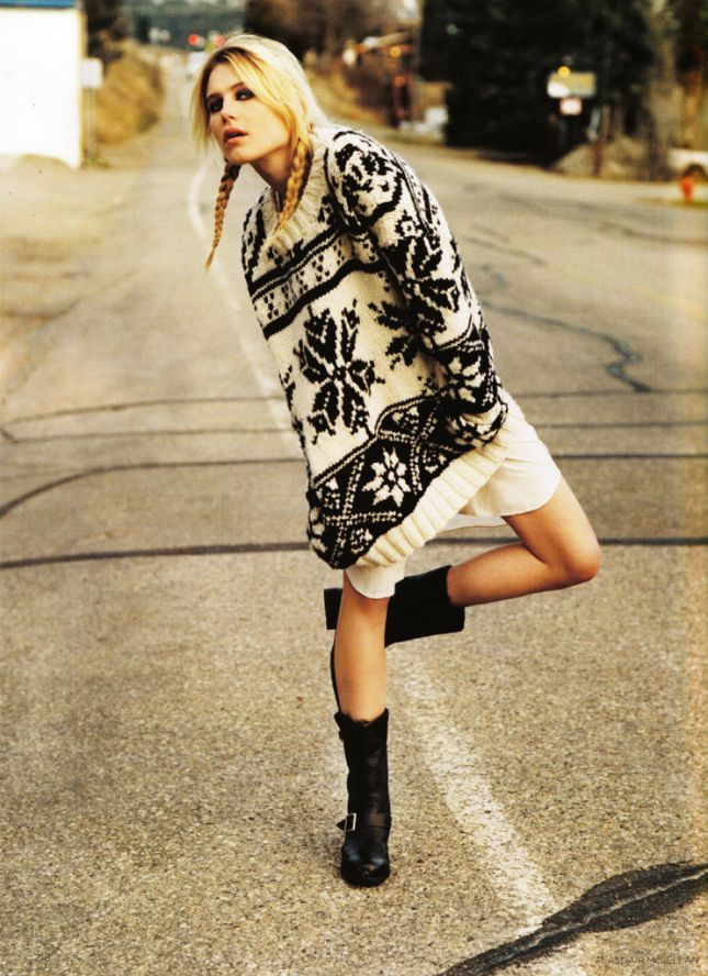 Fair Isle Sweaters with leggings and uggs. COZY   My Style ...
