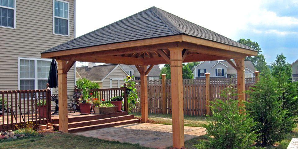 Cabanas Gazebos PA | Custom Builders Lancaster County ...