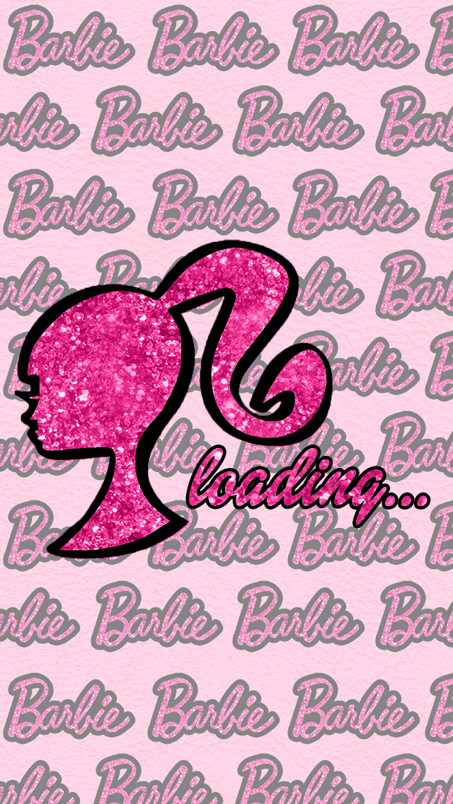 Barbie Pink wallpaper iphone, Barbie, Iphone background