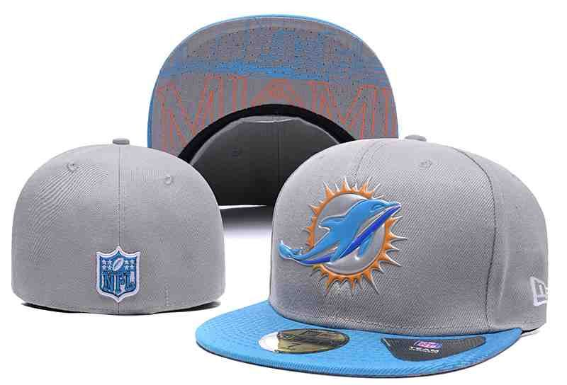 ... clearance nfl miami dolphins fitted hats lx 95022 79587 0ea6e7212310