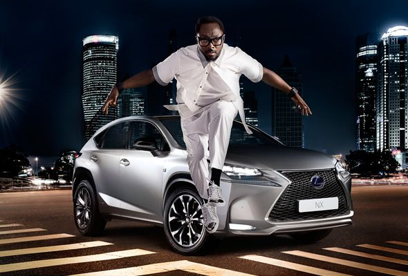 Will I Am Multi Faceted Artist And Innovator Teams Up With Lexus To Champion Design And Technology Including Design Of A Limit In 2020 New Lexus Car Print Ads Lexus