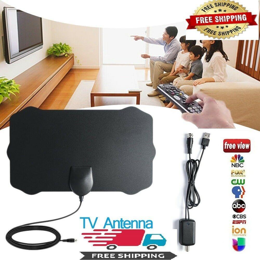 Tv Radius Surf Fox Antena Hd Tv Antennas Aerial 120 Miles Antena Digital Hdtv Unbranded Tv Antenna