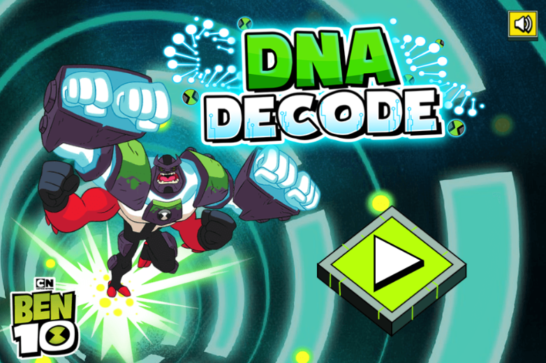 Ben 10 Dna Decode Ben 10 Cartoon Network Games