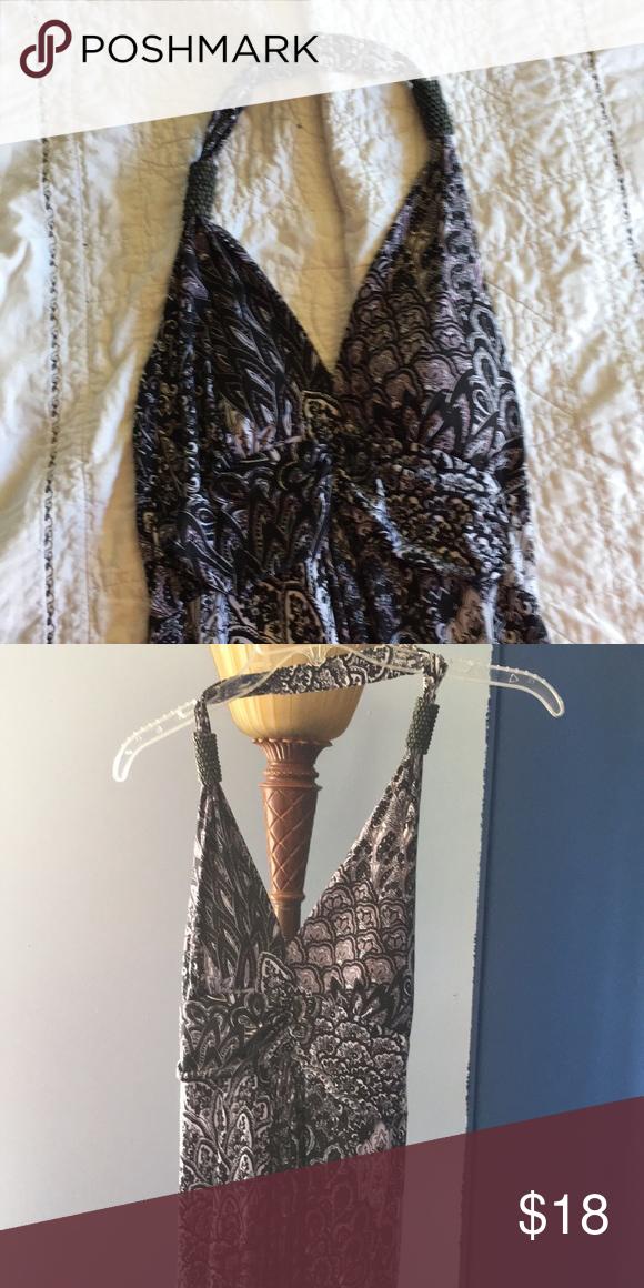 6a1a0d0a1 Beaded maxi dress Beaded maxi dress Dresses Maxi Beads, Beading, Pearls,  Bead,