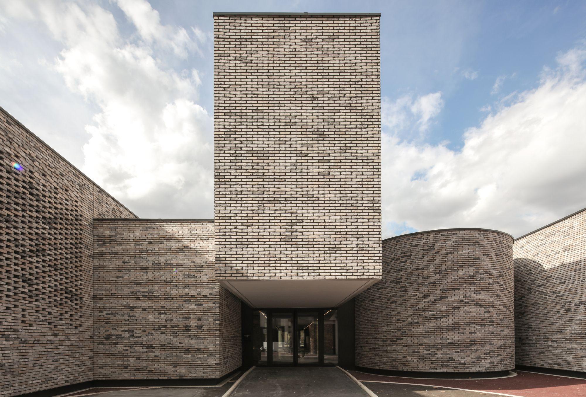 Elancourt Music School Opus 5 Architectes Elancourt Architecture Architect