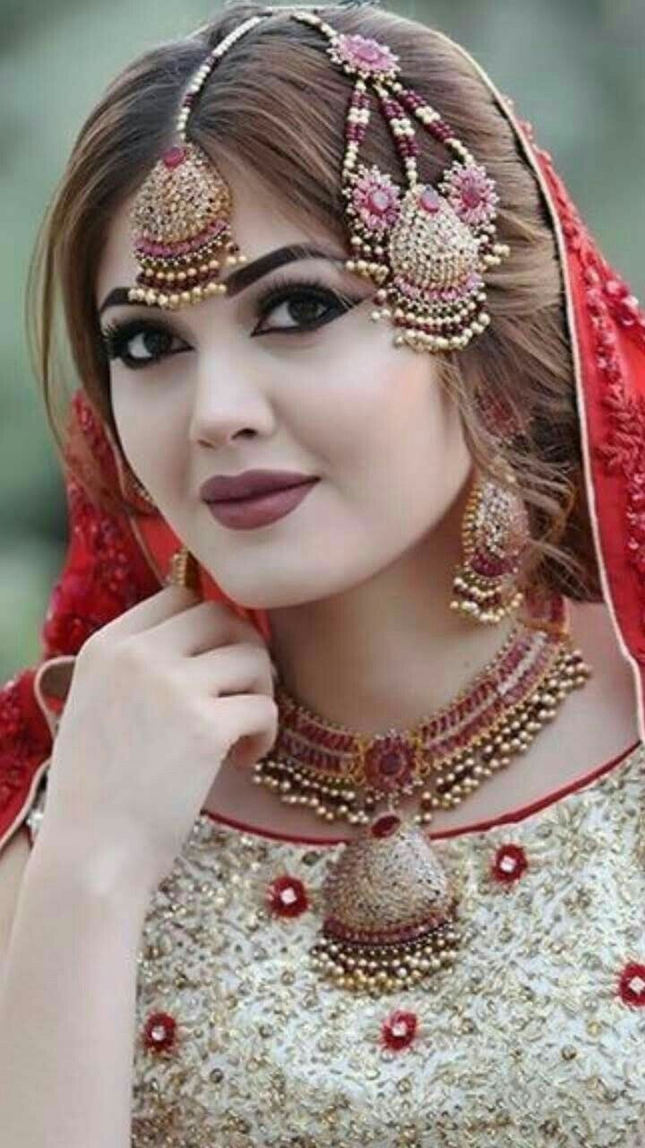 Pin by Ammar Mirza on bridal6 Indian wedding makeup