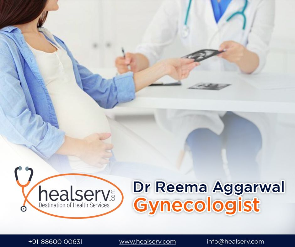 Dr  Reema Agarwal is the Best Gynecologist in Indirapuram