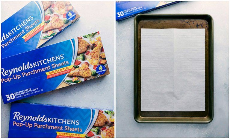 Shrimp Fajitas {Sheet Pan} | Chelsea's Messy Apron