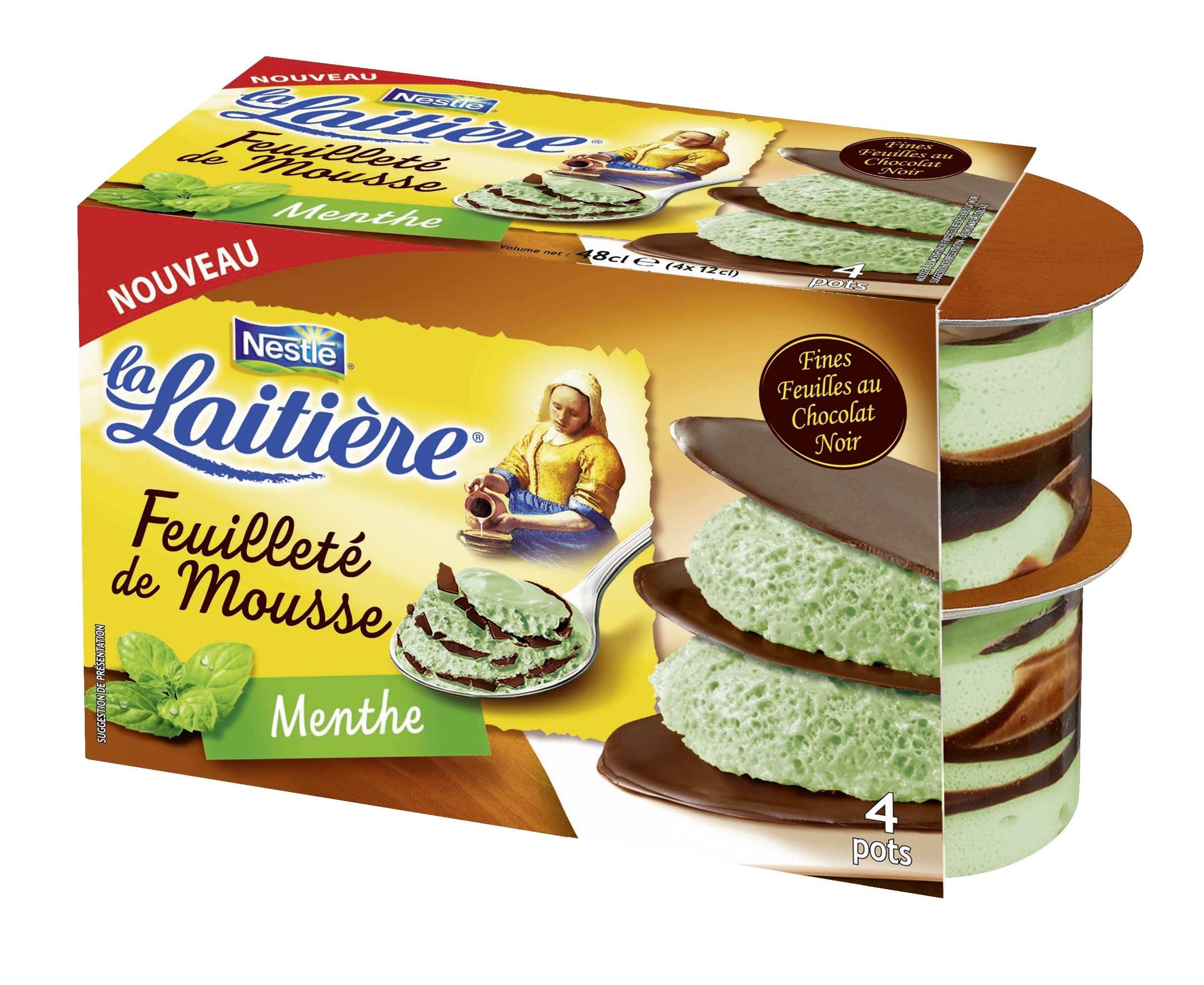 Nestle Mousse