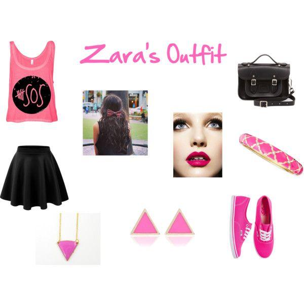 """Zara's Outfit"" by fieqa-aziz on Polyvore"