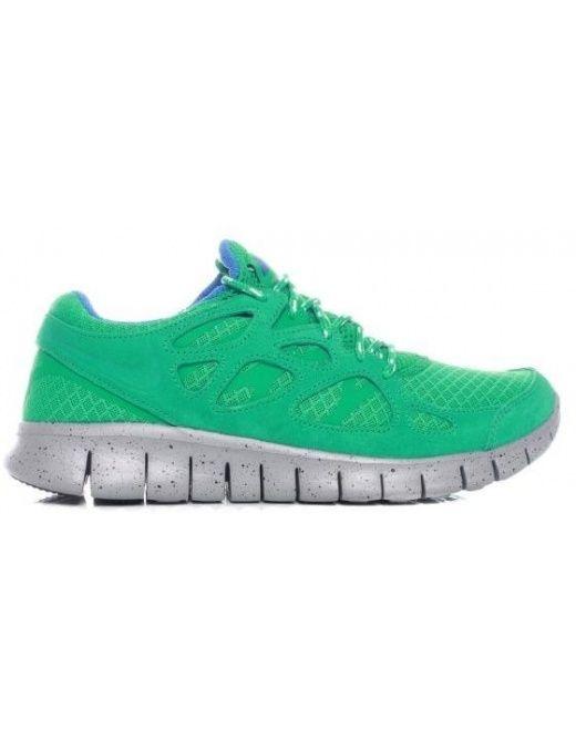 725f2730fdabb Nike Free Run + 2 - Stadium Green Footwear Greens   Fat Buddha