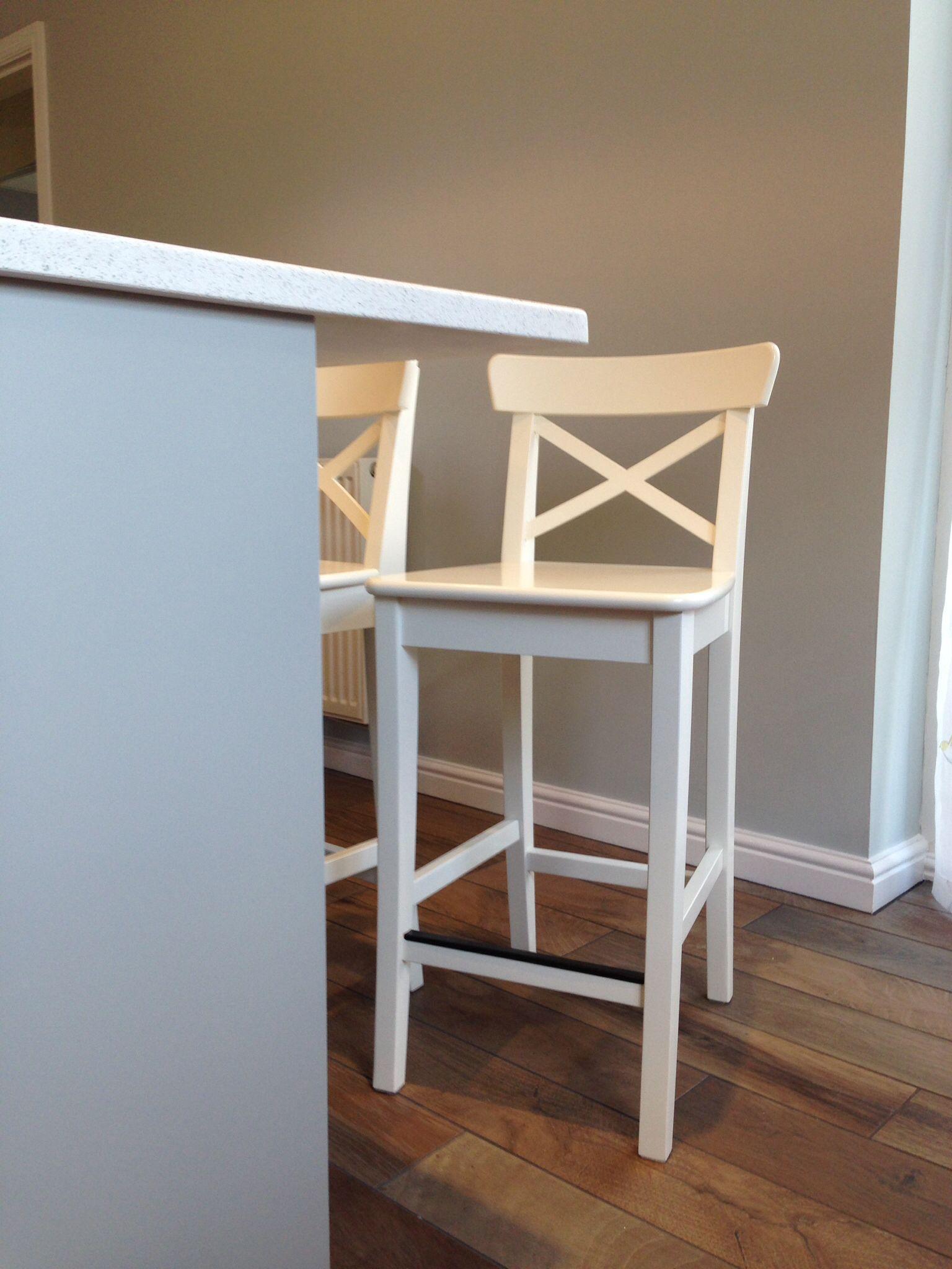 Ikea Bar Stool Ikea Bar Stool Kitchen Floor Farrowandball Gray Grey Wood Effect Floor Ikea Barstools Bar Stools Kitchen Island Ikea Bar