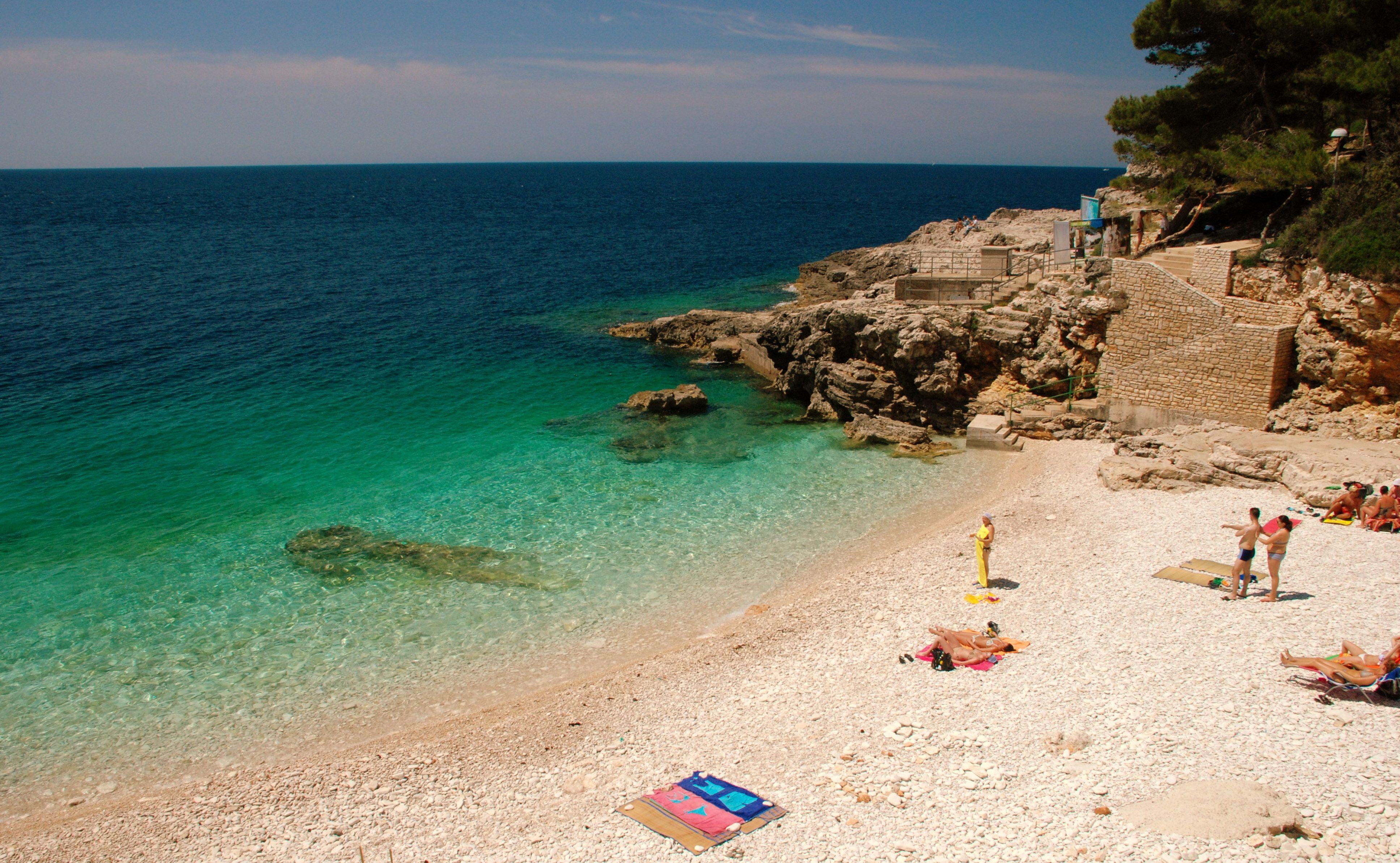 The big10 of Croatia Hawaii, Beach and Istria croatia
