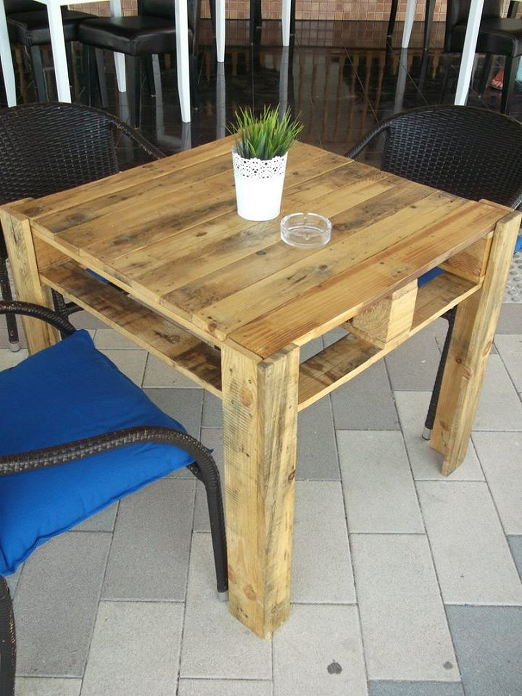 pallet furniture designs. 20+ Smart DIY Outdoor Pallet Furniture Designs That Will Amaze You