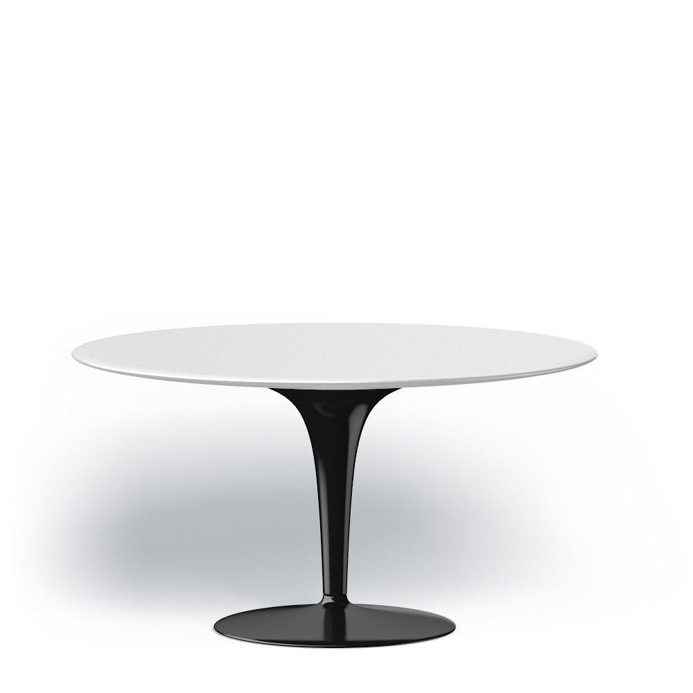 Knoll International Saarinen Esstisch rund 137 cm - Tischplatte ...