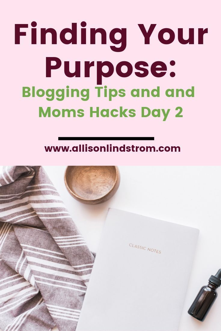 Finding Your Purpose in Blogging Marketing topics, How