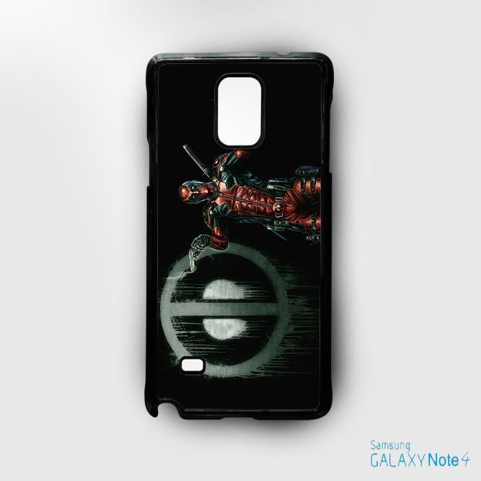 Deadpool bad superhero for Samsung Galaxy Note 2/Note 3/Note 4/Note 5/Note Edge phonecases