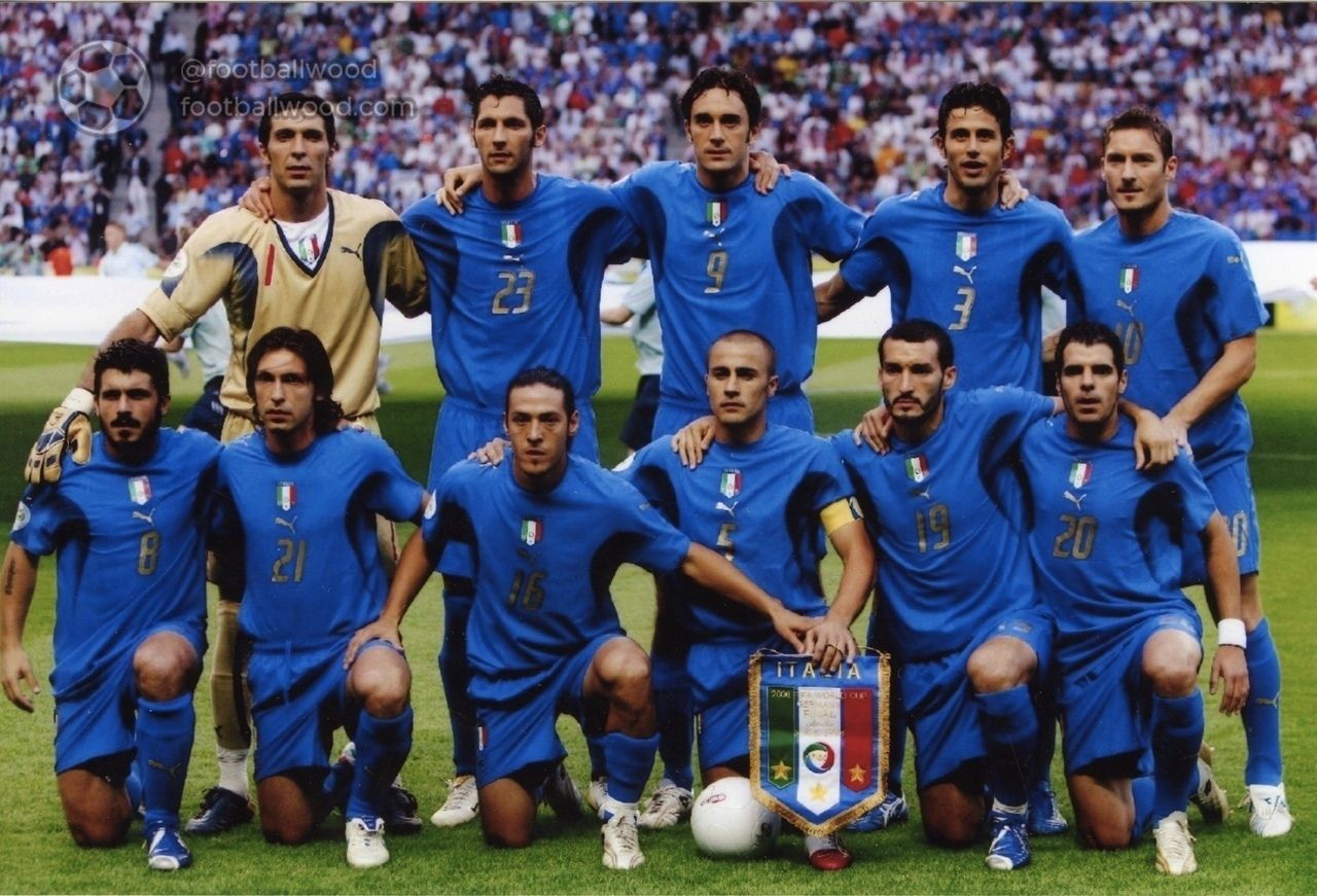 Golden Years Of Italy Football Soccer World Cup Shirts World Cup Final Italy World Cup