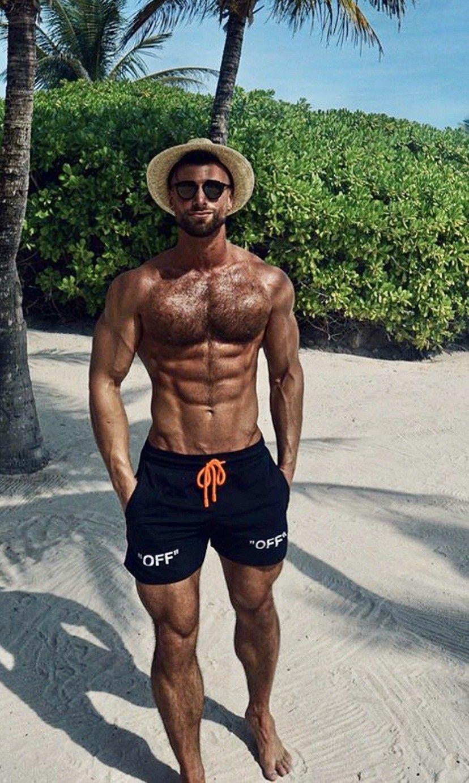 Shirtless Superheroes: Ben 10 at the Beach
