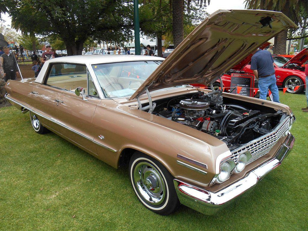 1963 Chevrolet Impala 4 Door Hardtop | Chevrolet and Cars