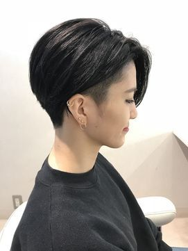 Genre / Avant / Bas / Atelier de coiffure DEARLOGUE