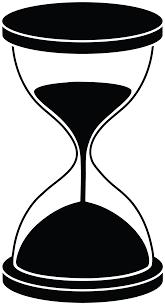 Zandloper Kleurplaat Simple Hourglass Tattoo Google Search Black Amp White