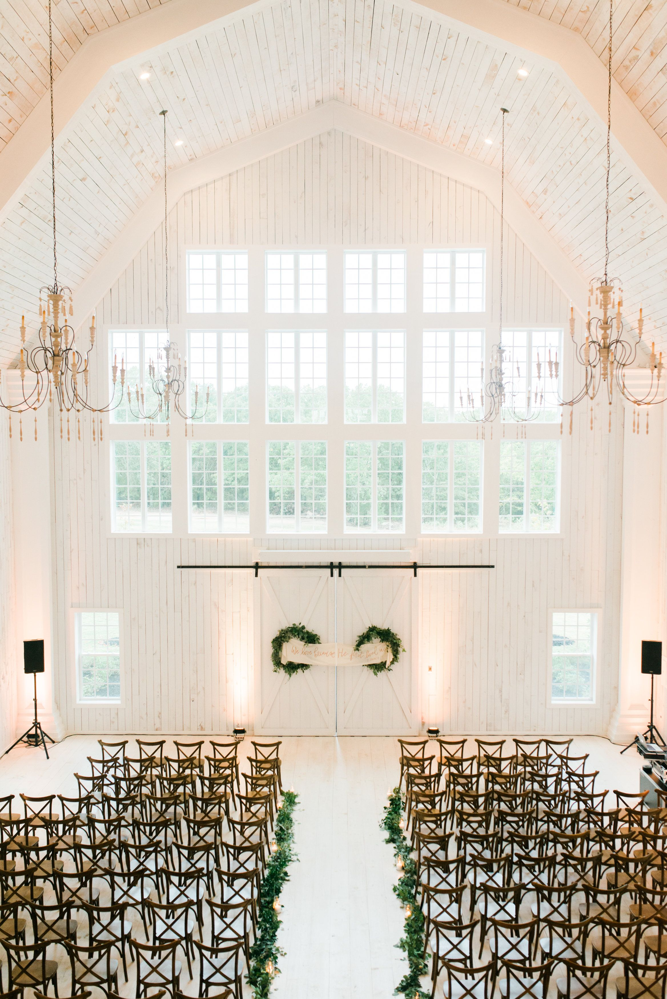 White Sparrow Barn Barn Wedding Dallas Wedding Planner Grit Gold
