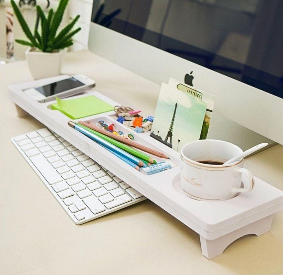 ordnungssysteme die 8 n tzlichsten teile f r dein zuhause a pinterest schreibtisch. Black Bedroom Furniture Sets. Home Design Ideas
