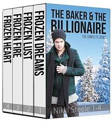 """""""The storyline was compelling. The chemistry simply heightened it for me."""" 5 stars for The Baker & The Billionaire and 4 stars for The Puppy & The Prince by Nikki Steele  http://purejonel.blogspot.ca/2016/04/the-baker-and-billionaire-puppy-and.html"""